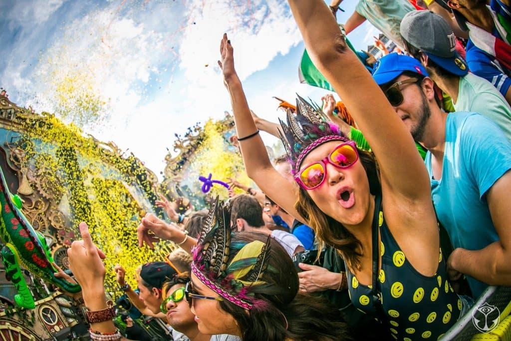 Música festival tomorrowland