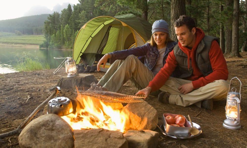 beneficios de ir de camping