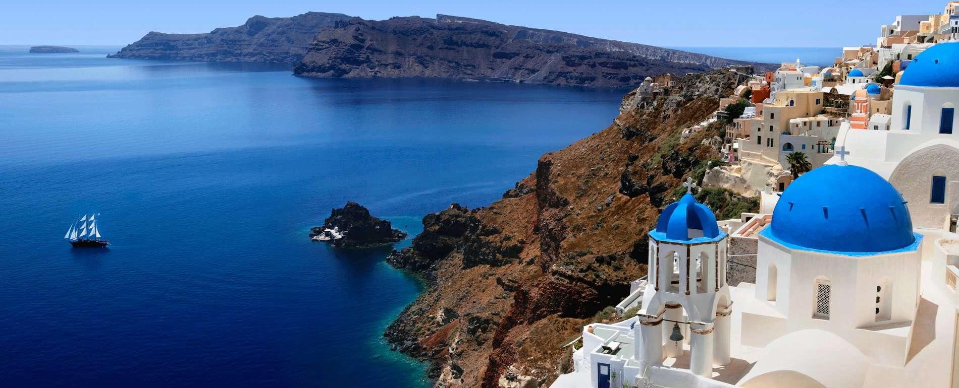 Atrévete a Viajar a Grecia