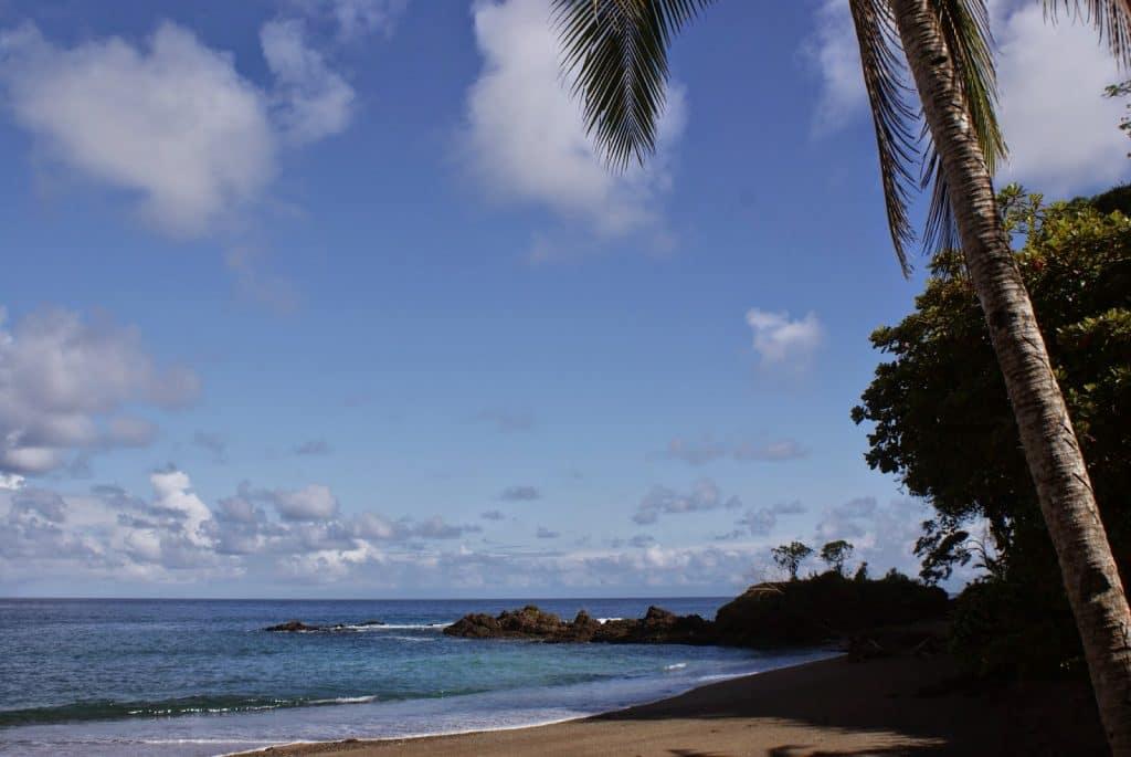 playas de corcovado