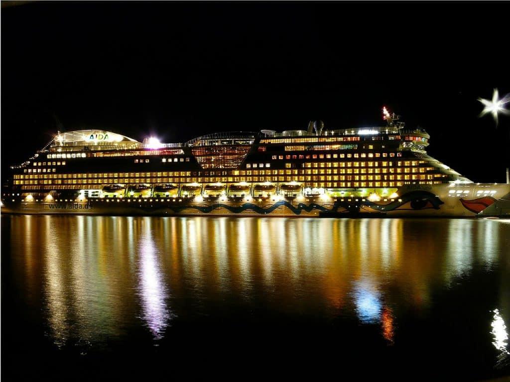 cruceros de noche