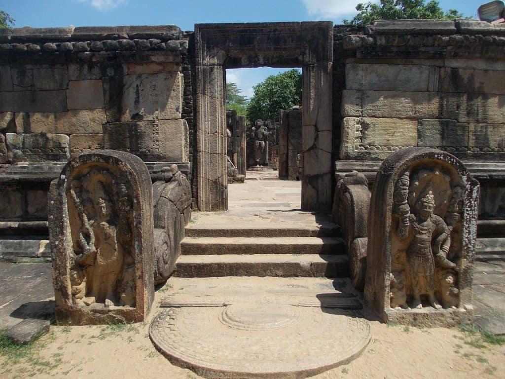 culturas antiguas en sri lanka