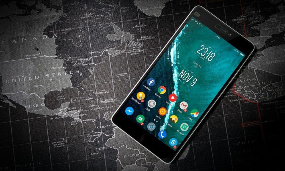 Tipos de Aplicaciones para viajar