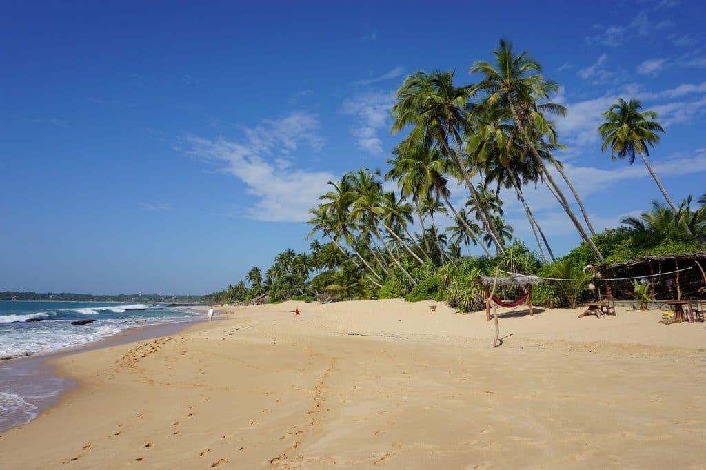 playas de sri lanka