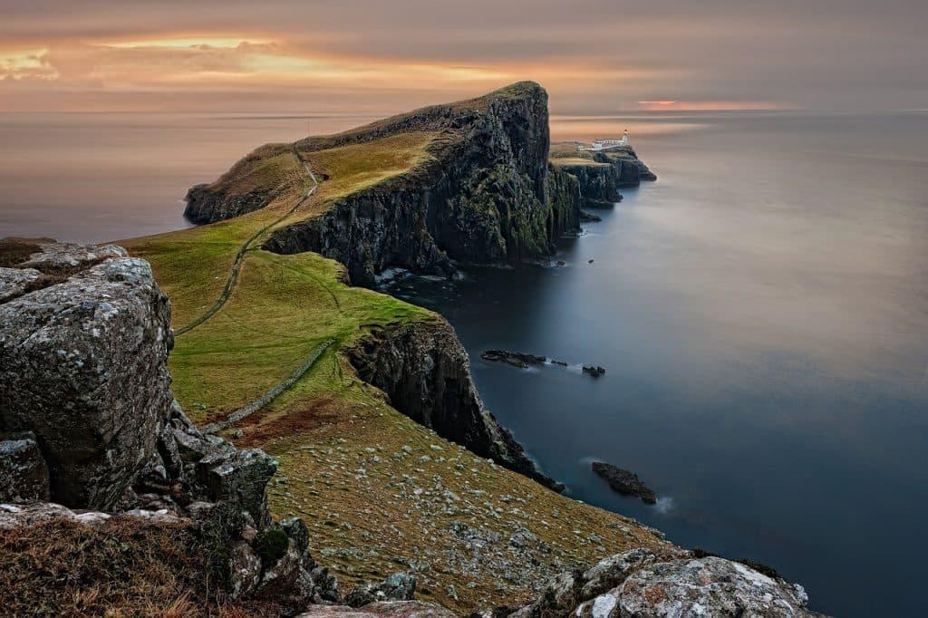 Escocia Destinos turísticos para luna de miel