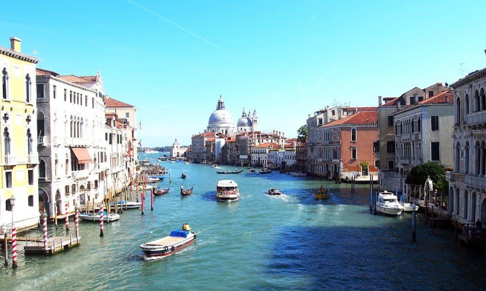 Venecia Destinos Turísticos románticos