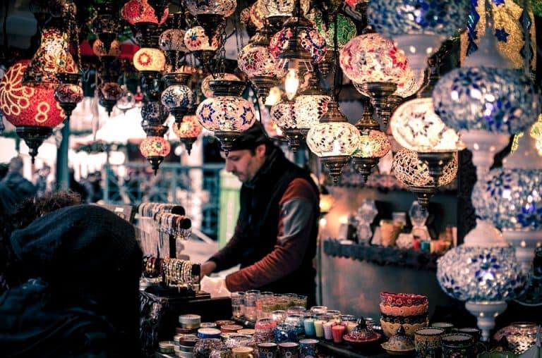 malasia, Tradición y modernidad se juntan en bazaar
