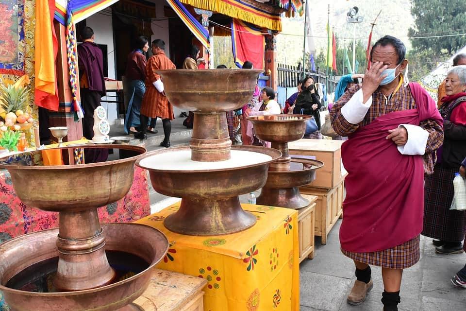 Maravillas del Reino de Bután