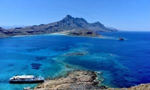 turista Meditarráneo en Creta