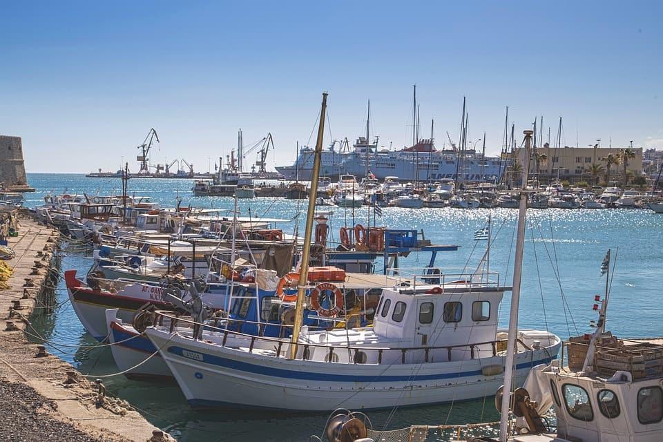 Guía para el Turista mediterráneo en Grecia, Creta