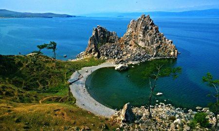 Lago Baikal En Rusia Reserva natural