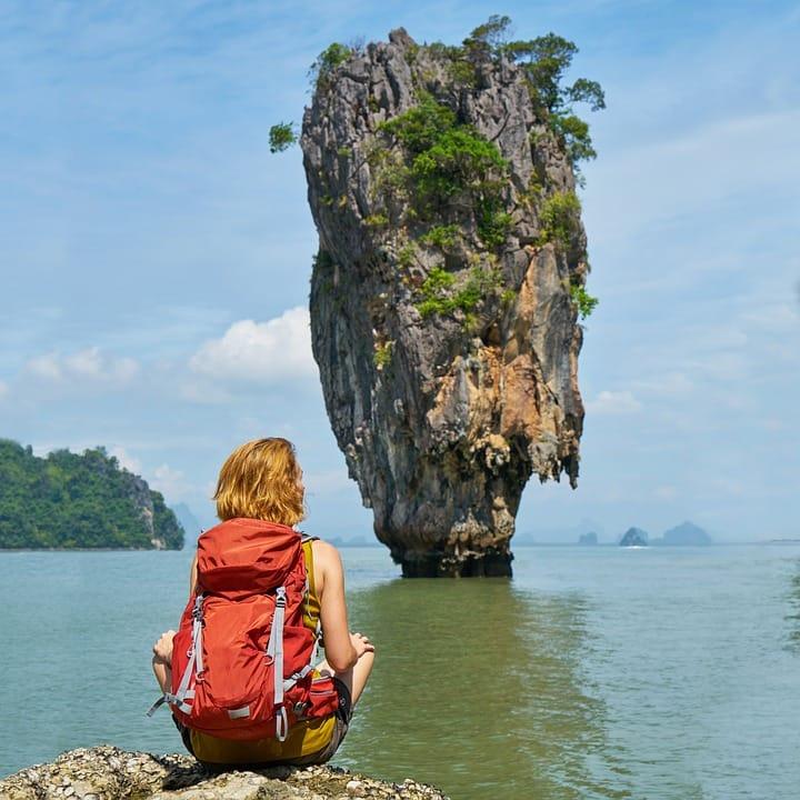 Conoce phang na es un paraíso tailandés