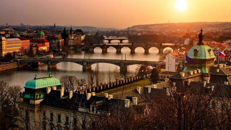 Conoce la Ciudad dorada de Praga