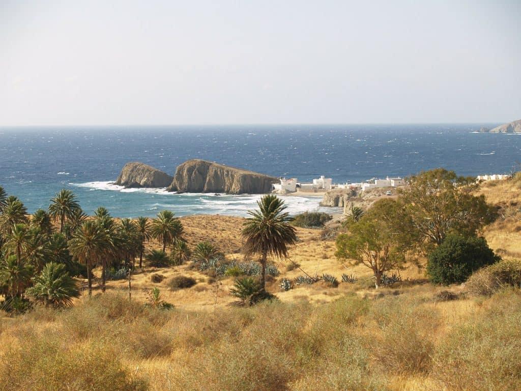 playas de la isleta del moro