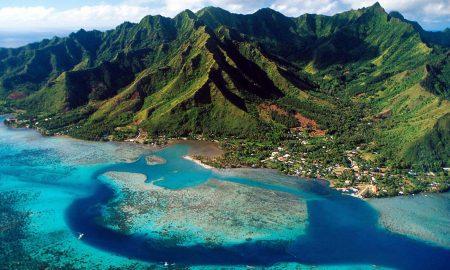 La laguna azul es una de las playas de Jamaica
