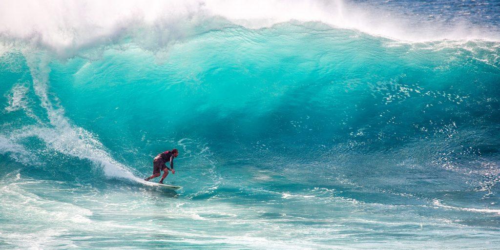 Conoce los mejores Lugares para los amnates del surf