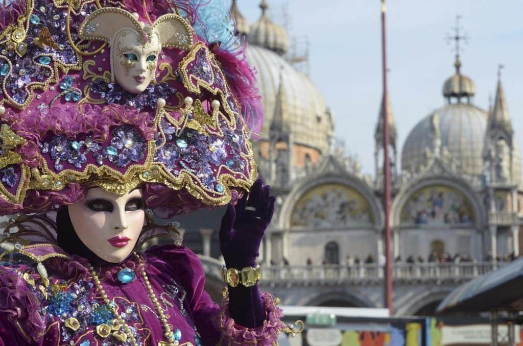 conoce el carnaval en Italia