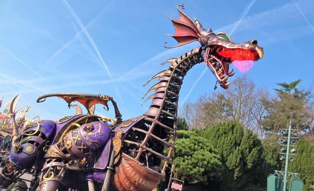 conoce Disneyland Paris