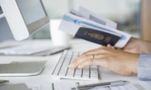 Busca billetes de avión económicos