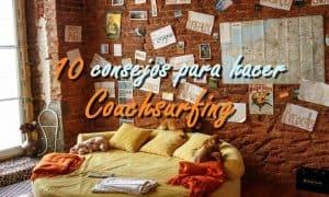 Couchsurfing, 10 consejos para alojarte gratis de forma segura