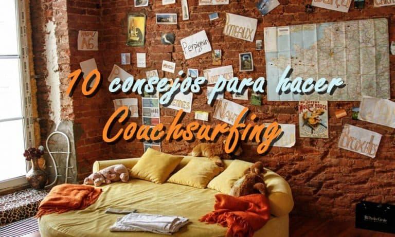 10 consejos para hacer couchsurfing de forma segura