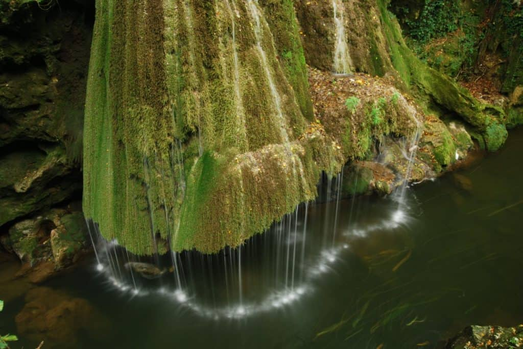 cascada bigar rumania