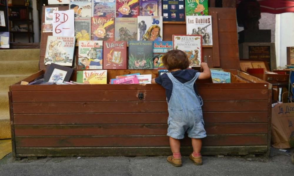 Ciudades de papel: destinos para amantes de los libros