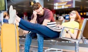 Esperar en el aeropuerto y no morir de aburrimiento ¿es posible?