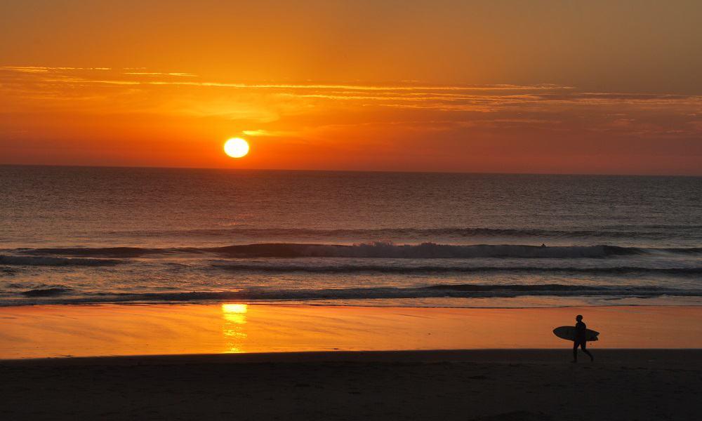 El Palmar, una de las playas más naturales de Cádiz