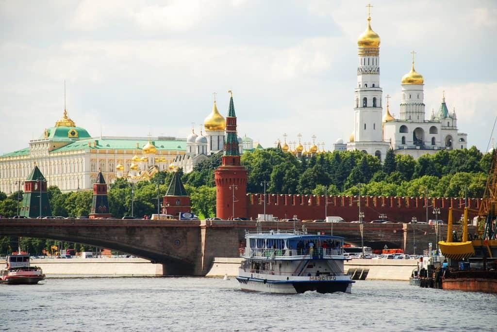 Descubre Moscú y sus bellezas