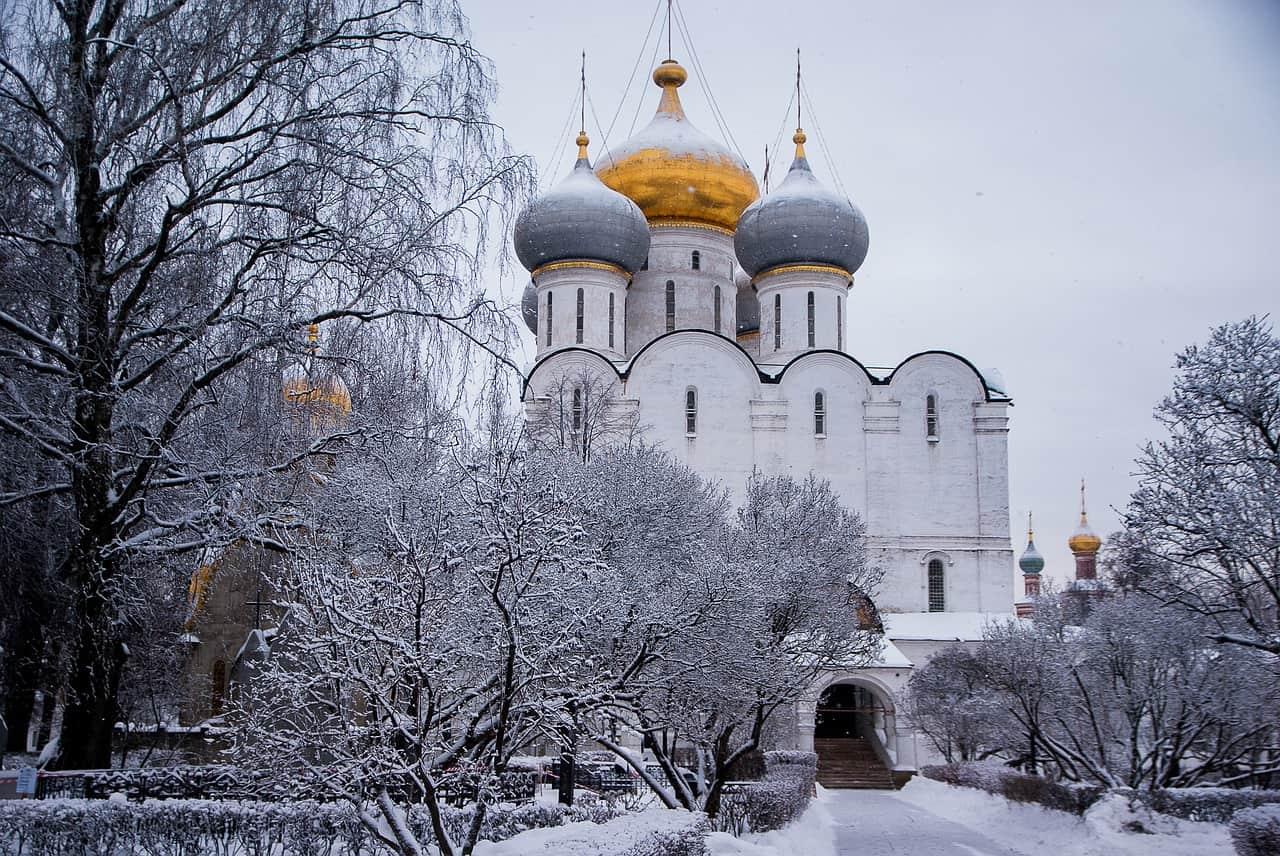 ¡Conoce Moscú! La ciudad de las Cúpulas Doradas