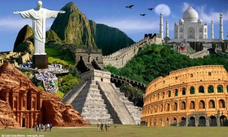 siete maravillas del mundo moderno