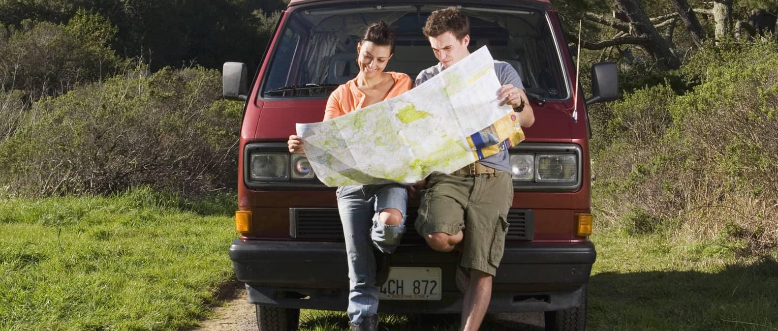 La mejor forma de realizar un viaje por carretera