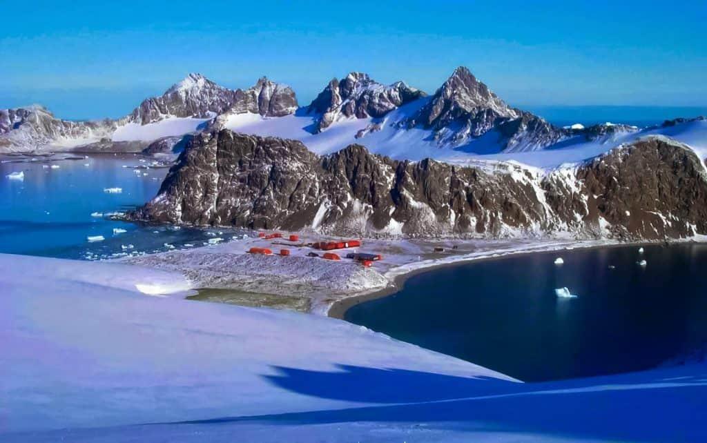 Disfruta de El faro y la antártida de Argentina