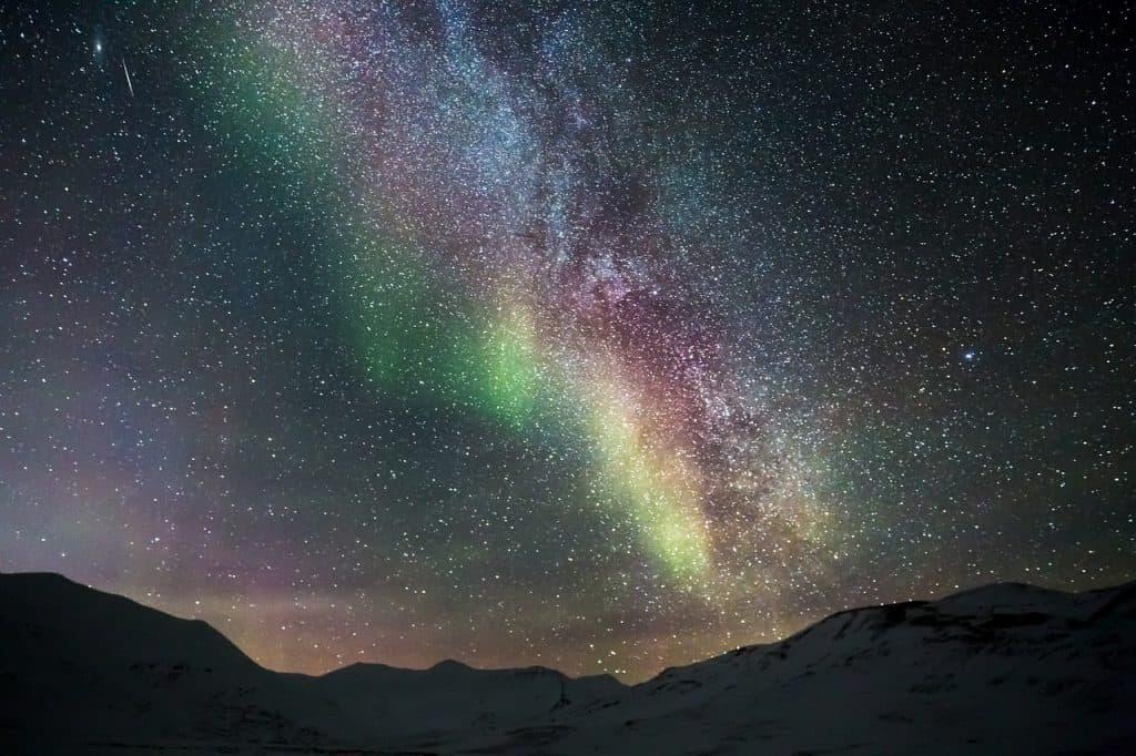 donde viajar para ver las aurora boreal