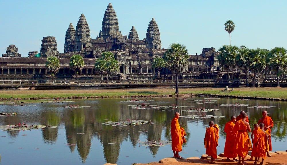 Destinos exóticos y baratos Camboya