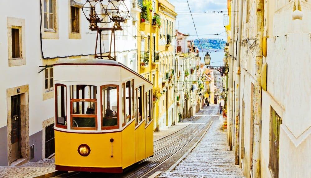 Destinos exóticos y baratos Lisboa