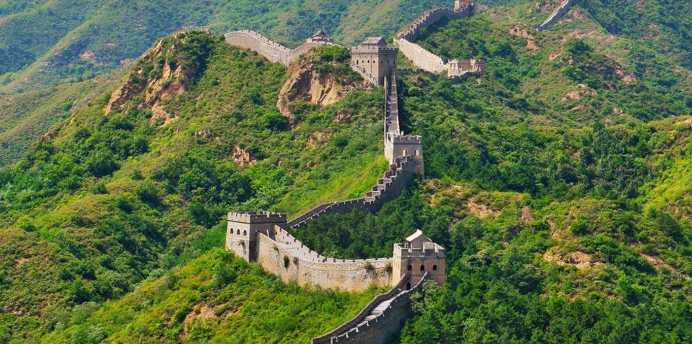 Destinos exóticos y baratos muralla china