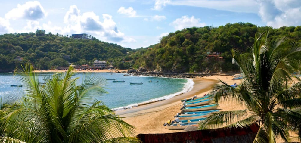 Destinos exóticos y baratos Mexico