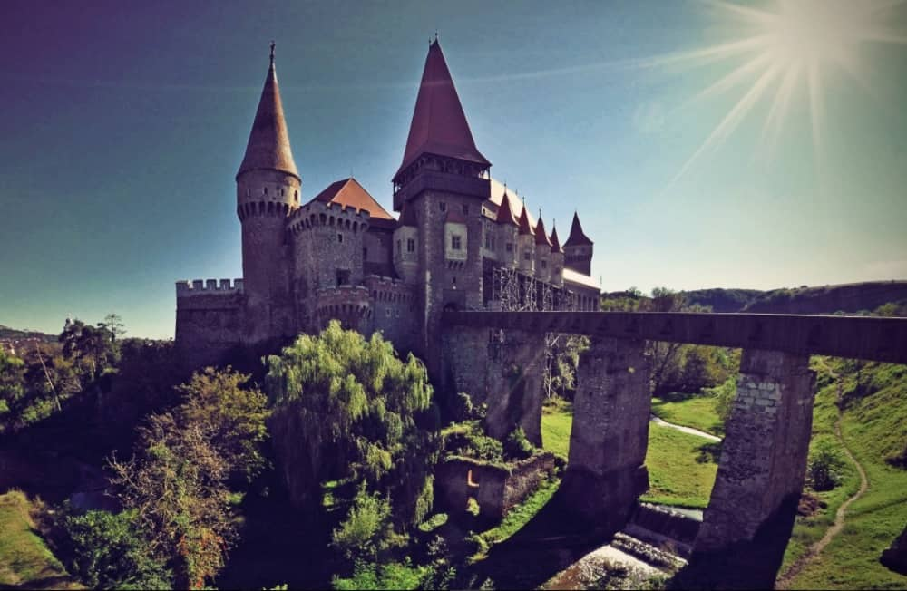 Destinos exóticos y baratos Transilvania
