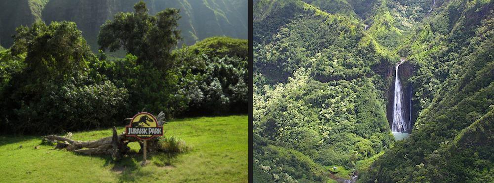 Destinos Pelicula Jurassic Park Hawai