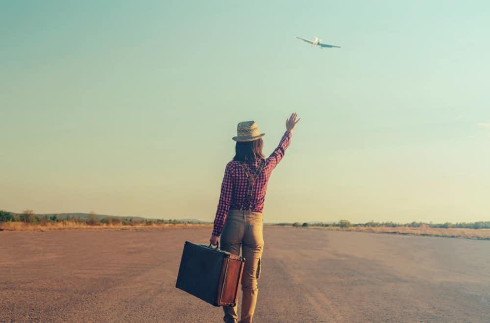 Viajar Sola Y Segura Siendo Mujer Con Estos 10 Consejos