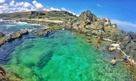 Conoce el paraiso tropical llamado Aruba
