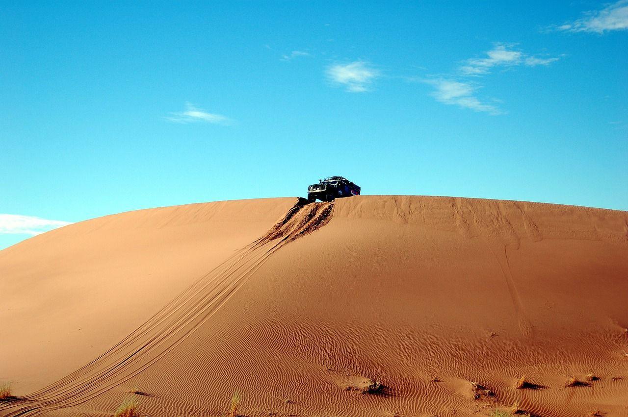 Aventura en todoterreno en Marruecos para los más osados