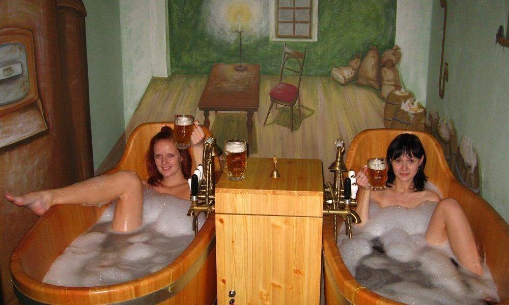 spa de cerveza en praga