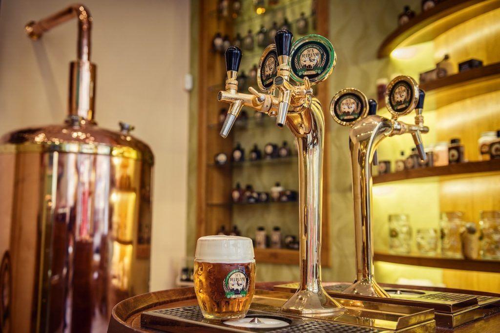 Praga y la cerveza