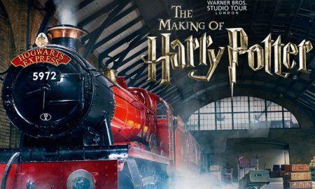 Harry Potter viaje a Londres