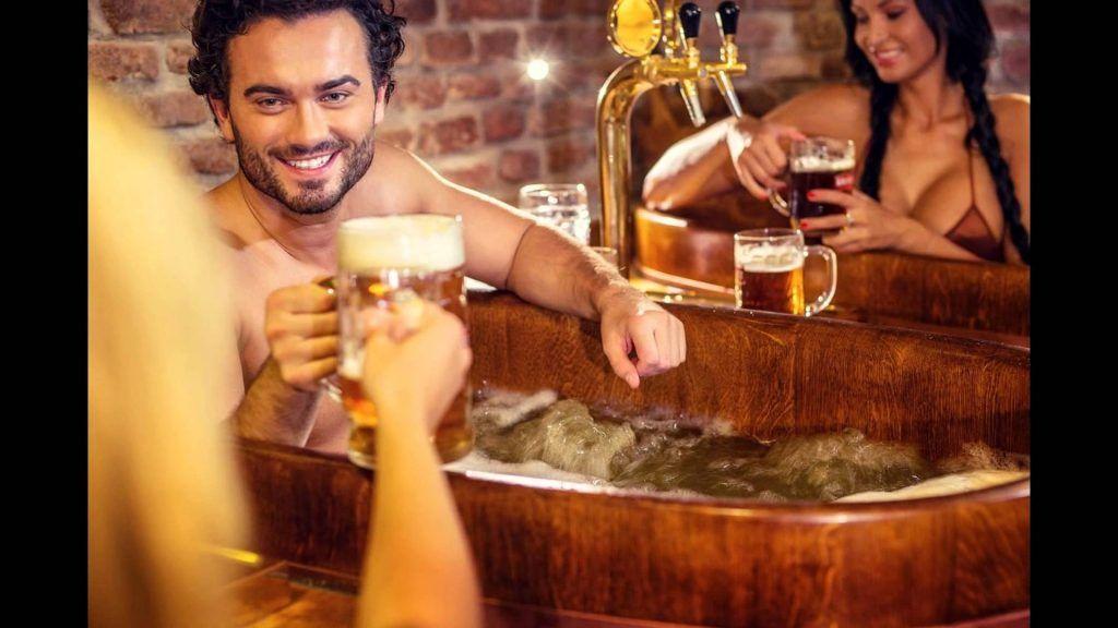 praga que es un spa de cerveza