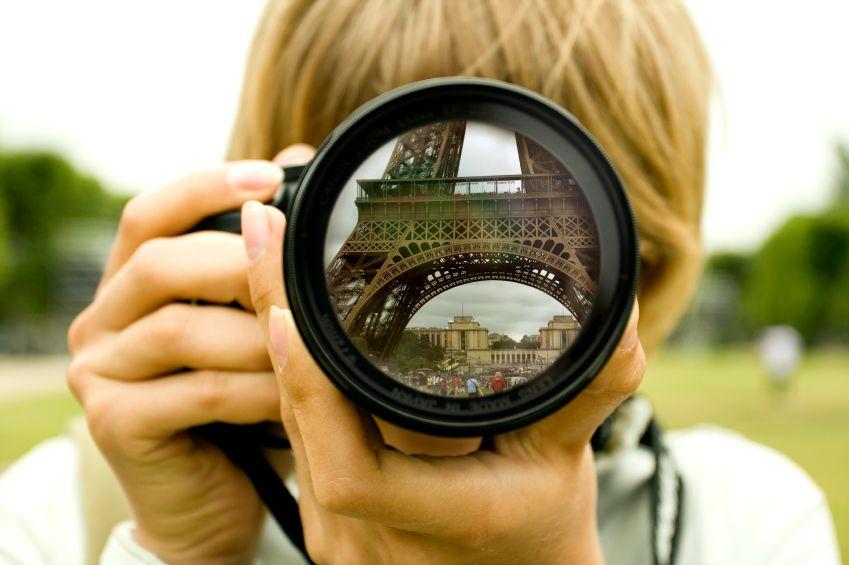 hacerte fotos si viajas solo