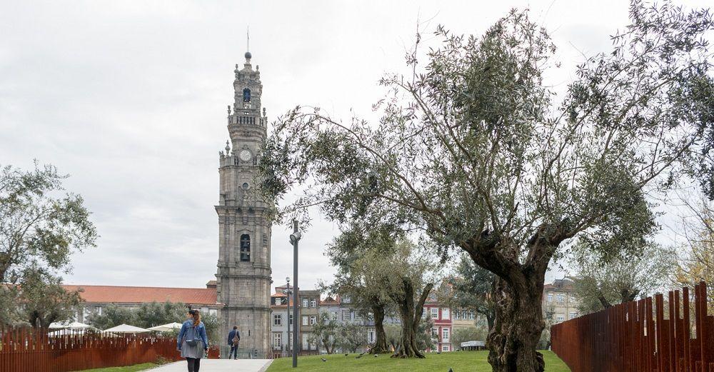 torre de clérigos
